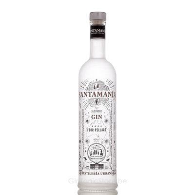 Santamania Four Pillars Special Edition Gin 70cl